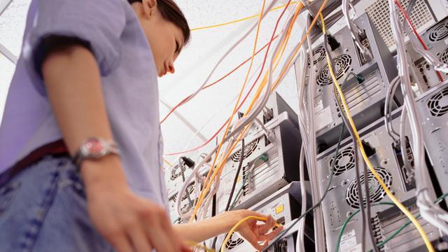 Nederland stijgt op ICT-ranglijst
