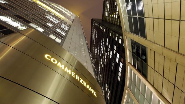 'Commerzbank heeft 5 miljard nodig'