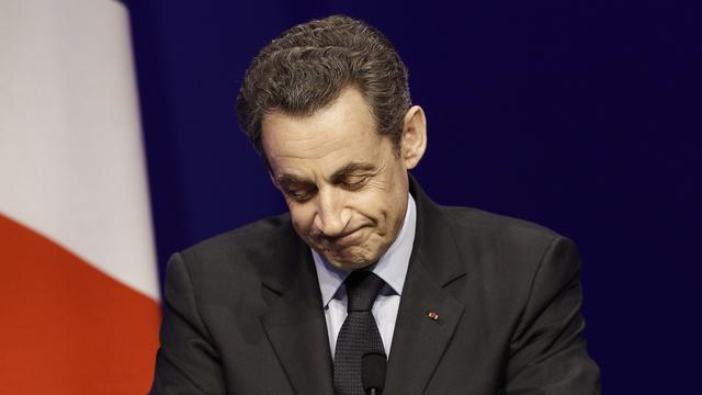 Opnamen Sarkozy moeten van internet