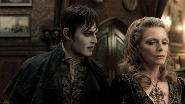 Dark Shadows – Tim Burton