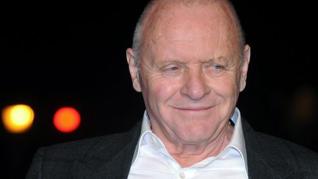 Film van Anthony Hopkins in de maak
