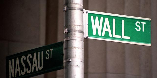 Wall Street nerveus over 'fiscal cliff'