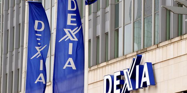 Minder verlies voor Dexia