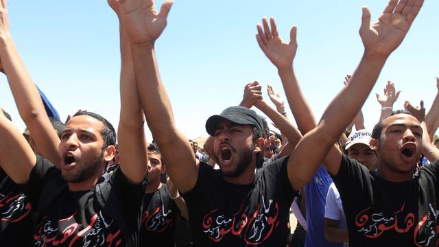 Hardliners Egypte steunen gematigde kandidaat