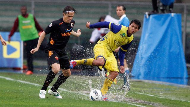Roma zonder Stekelenburg niet langs Chievo