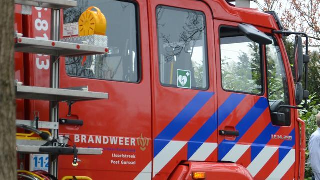 Flat in Emmen nog deels ontruimd na brand