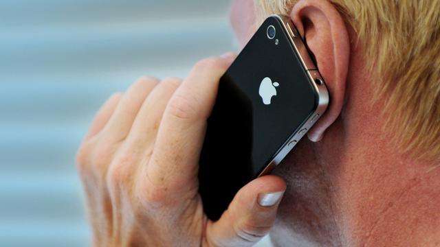 Ook iPhones uitgerust met 'spyware'