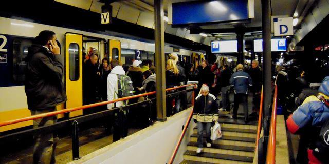 Treinverkeer Noord-Holland ontregeld