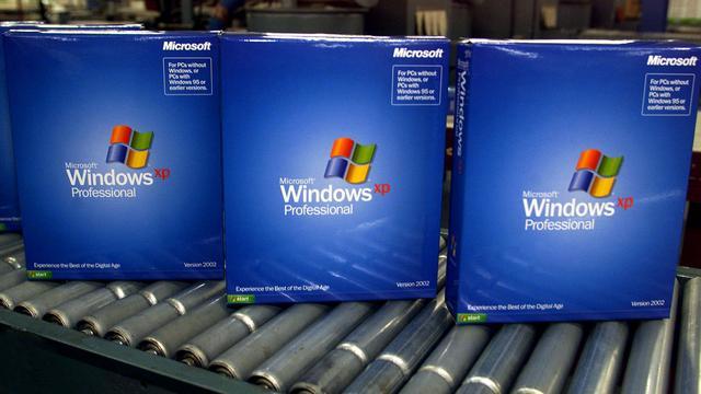 'Windows XP gaat pc-markt redden'