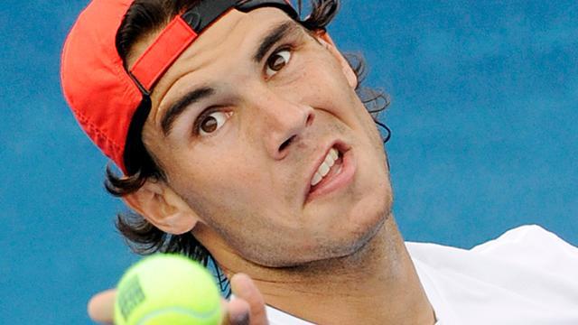 Titelverdedigster Kvitova onderuit in Madrid, Nadal verder