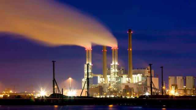 EU stoot minder broeikasgas uit