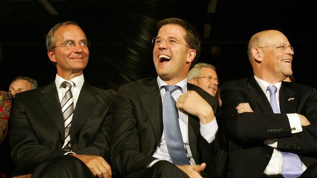 VVD en D66 winnen in peiling