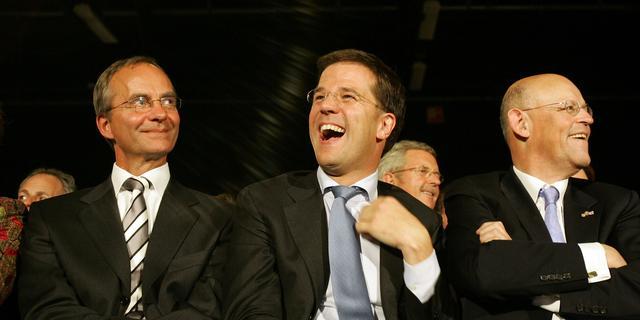 Rutte definitief lijsttrekker bij VVD