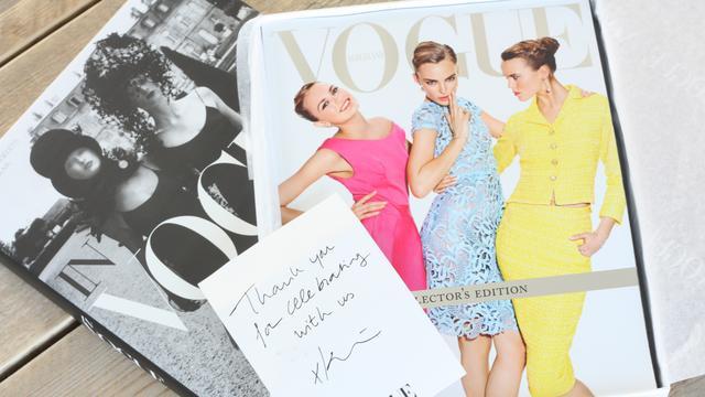 Vogue zet gezondheidsrichtlijnen voor modellen