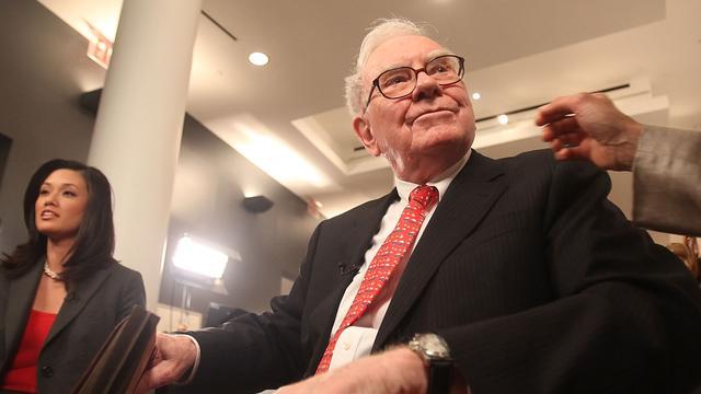 Miljardair Buffett heeft opvolger in het vizier
