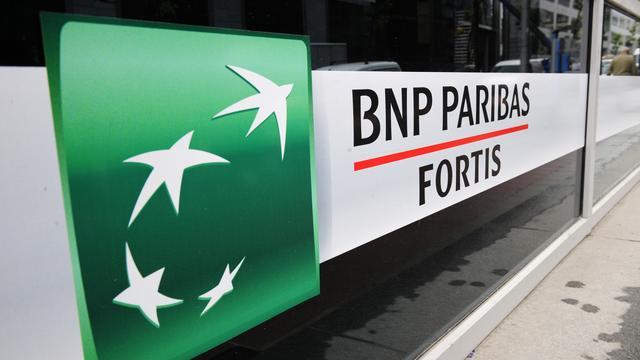 Winst BNP Paribas Fortis verdubbeld