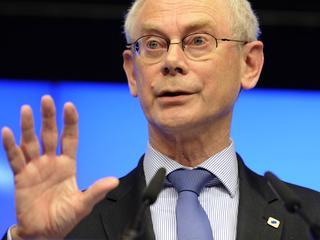 Europese 'president' moet onderhandelen met Europees Parlement