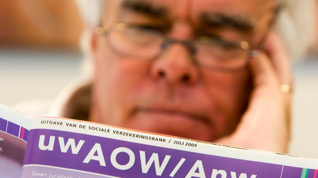 Overbrugging voor AOW-gat lagere inkomens