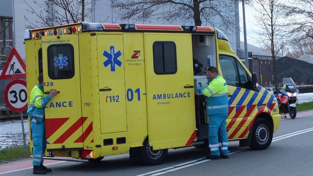 Ernstig ongeluk bij opname Omroep Friesland
