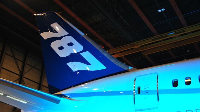 'Boeing voorziet blijvend sterke vraag in 2013'