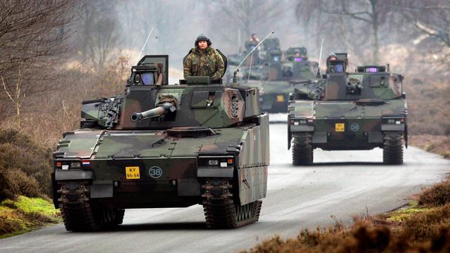 Kabinet zet verkoop tanks aan Indonesië door