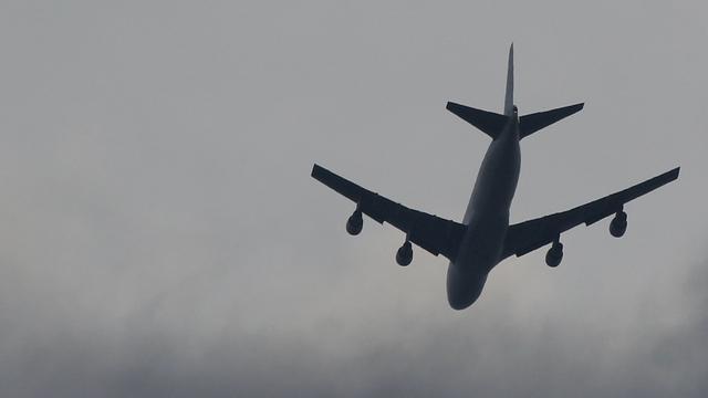 Dode Londen mogelijk uit vliegtuig gevallen