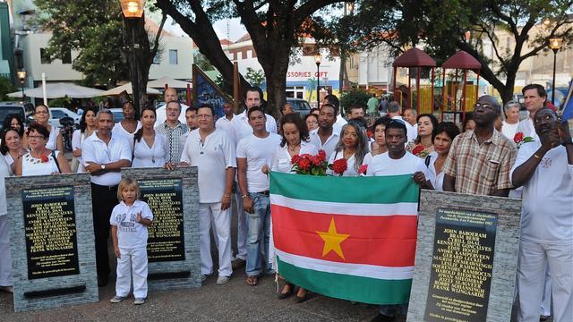 Nieuwe minister van Financiën in Suriname