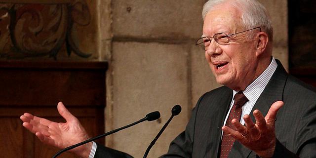 VS volgens Carter 'geen functionerende democratie'