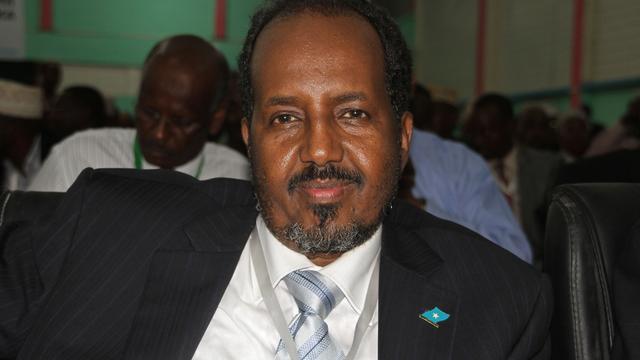 Aanslag op nieuwe president Somalië mislukt