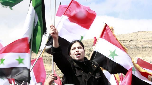 Oppositie Syrië roept op tot boycot verkiezing