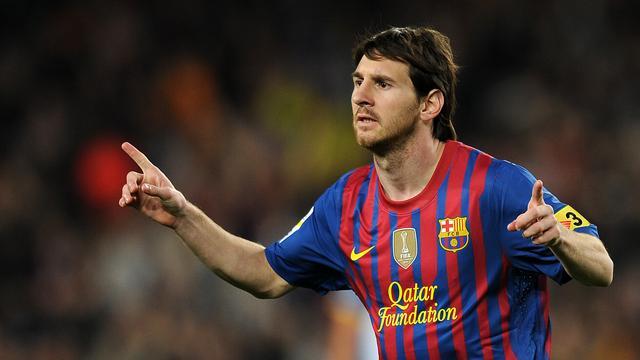 Messi bereikt nieuwe mijlpaal