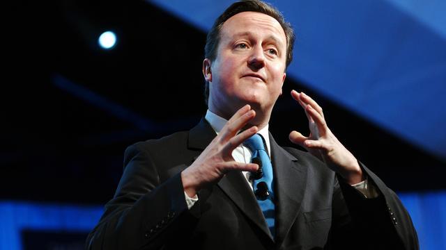 Cameron ziet 2013 met vertrouwen tegemoet