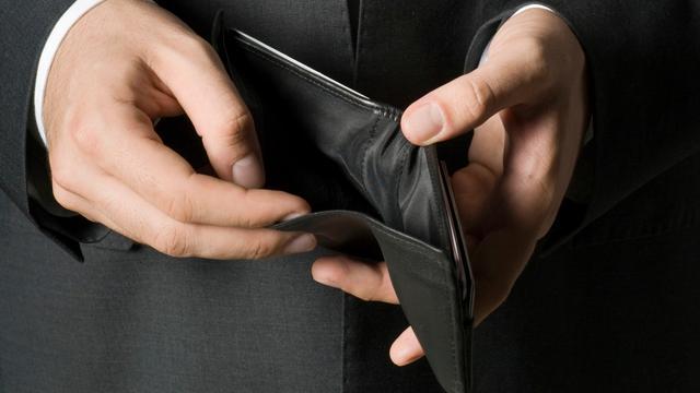 'Huishoudens voelen crisis in portemonnee'