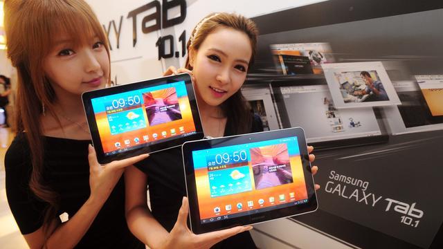 Samsung mag tablet weer verkopen in Australië