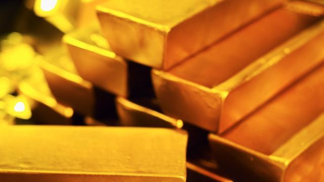 'Gebruik goud als onderpand voor zwakke eurolanden'