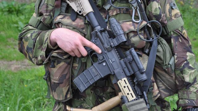 Militairen gekort door fout loonstrookje