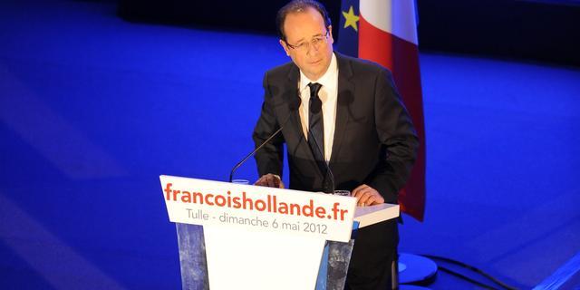 Franse staatsschuld gegroeid