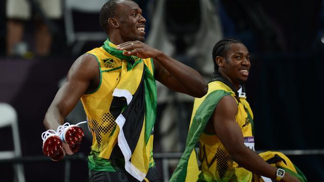 Blake mag wildcard WK atletiek hebben van Bolt