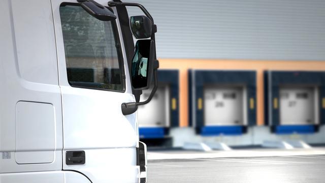 Omzet transportsector licht gestegen 2013