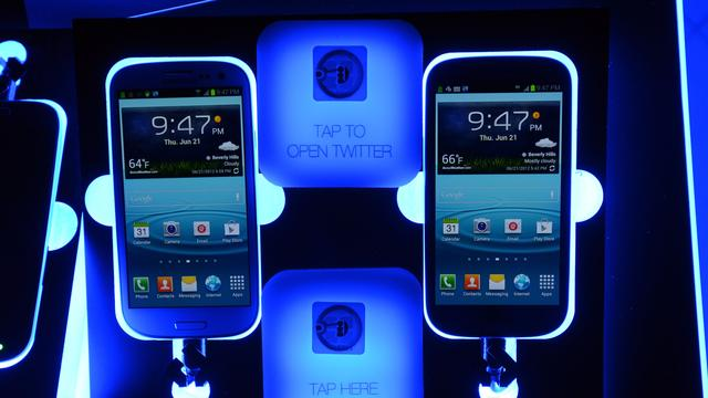 Galaxy S III krijgt Android Jelly Bean in oktober