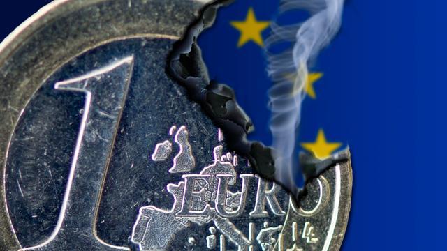 'Failliet Italië is einde van de euro'