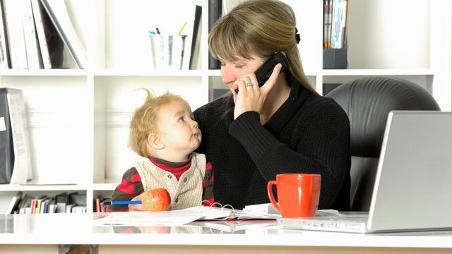 Nederland op tiende plek van moederlijst