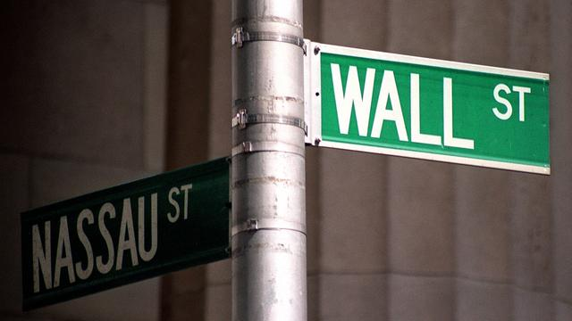 Wall Street sluit onveranderd