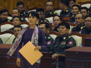 Suu Kyi ligt internationaal onder vuur wegens optreden in Rohingya-crisis