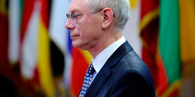 Van Rompuy houdt vast aan contracten eurozone