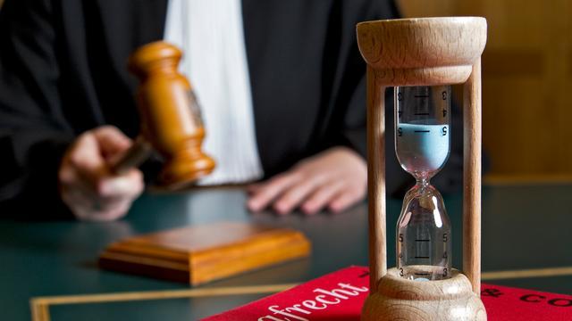 Rechters krijgen meer tijd voor zittingen
