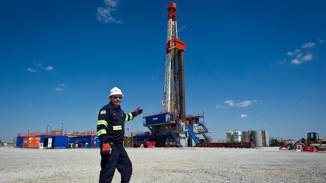 Shell koopt Texaans schaliegasveld