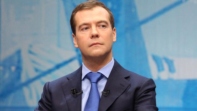 Twitter-profiel premier Rusland gehackt