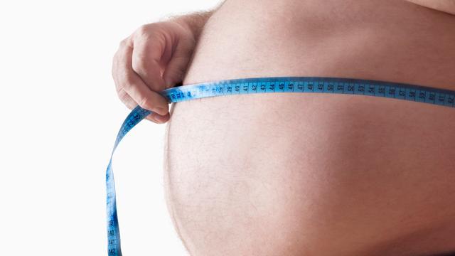 Bij overgewicht is er andere hersenactiviteit