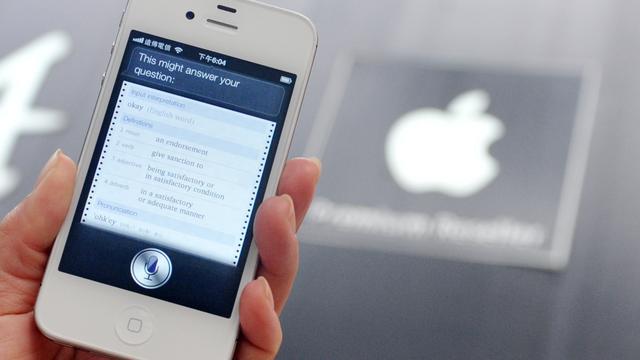 Google concurreert met Siri op iPhone